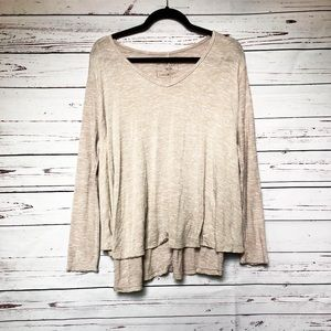 Free People Sweater V-neck